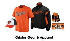 Shop for Orioles Apparel and Gear