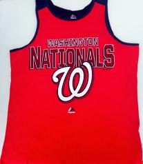 Washington Nationals Men's Tank