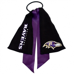 Ravens Hair Bow