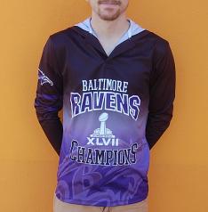 Baltimore Ravens Super Bowl XLVII Commemorative Shirt