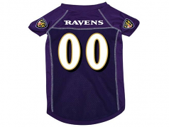 Baltimore Ravens Pet Jersey