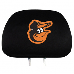 Baltimore Orioles Head Rest Covers