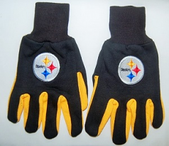 Pittsburgh Steelers Sports Utility Gloves