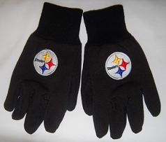 Pittsburgh Steelers Sport Utility Gloves