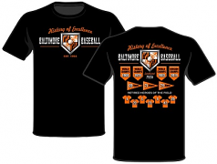 History Of Excellence T-Shirt