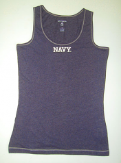 Antigua Ladies Midshipmen Sport Tank