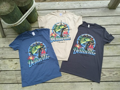 Wild Bill's Deltaville Collection T-shirt