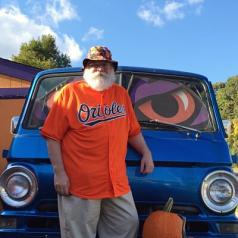 Baltimore Orioles Replica Men's Big & Tall Jersey