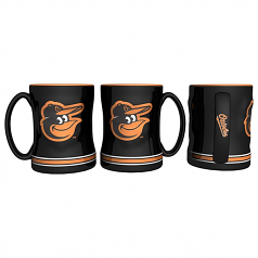 Baltimore Orioles Relief Mug