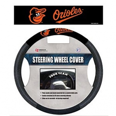 Baltimore Orioles Steering Wheel Cover