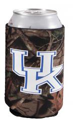 University Of Kentucky Camo Koozie