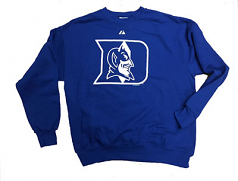 Duke Blue Devils Crewneck Sweatshirt