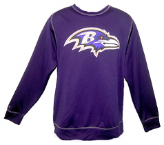 Baltimore Ravens Men's Volt Sweater