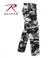 Rothco City Camo Tactical BDU Fatigue Pant