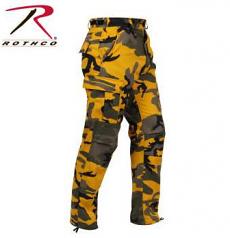 Rothco Stinger Yellow Tactical BDU Fatigue Pants