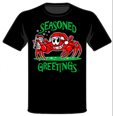 Wild Bill's Seasoned Greetings T-Shirt