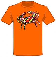 Wild Bill's Maryland Crab T's