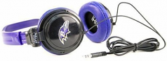 Baltimore Ravens NFL Ihip Extra Point Headphones Ipod Iphone MP3 Compatible