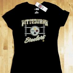 Pittsburgh Steelers Ladies T-Shirt