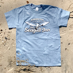 Wild Bill's Seagull Inn Reunion T-Shirt