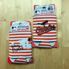 Baltimore Orioles MD Fan Can Cooler
