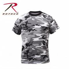 City Camo T-Shirt