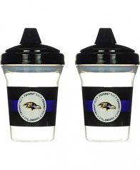 Baltimore Ravens Spill Proof Sippy Cups