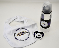 Baby Ravens Fan Kickoff Collection