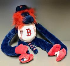 Boston Red Sox Team Monkey