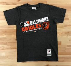 Baltimore Orioles Authentic Collection T-Shirt