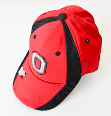 Ohio State Adjustable Hat