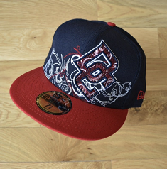 Washington Nationals Fitted Cap By New Era