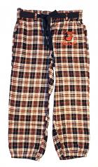 Orioles Plaid Capri Pajamas