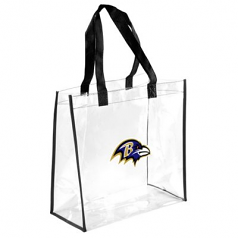 Ravens Official Clear Stadium Tote Bag
