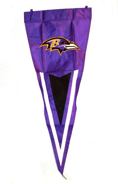 Ravens Pennant Garden Flag
