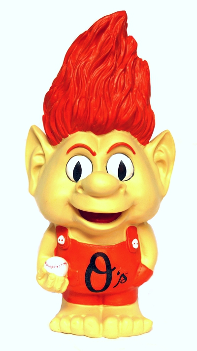 Orioles Large Team Troll