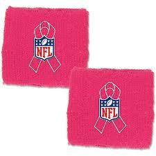 NFL Pink Sweat Band