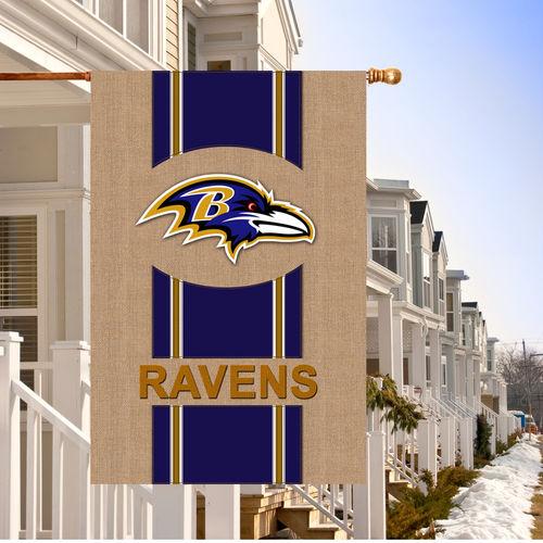 Baltimore Ravens Home Decor: Wild Bill's Sports Apparel :: Ravens Gear :: Home & Garden