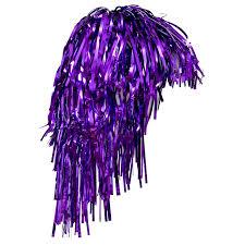 Purple Party Wig