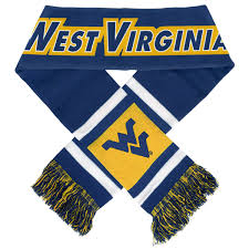 West Virginia Knit Scarf