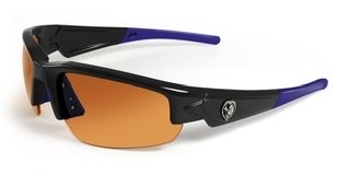 Baltimore Ravens Maxx Dynasty 2.0 Sunglasses