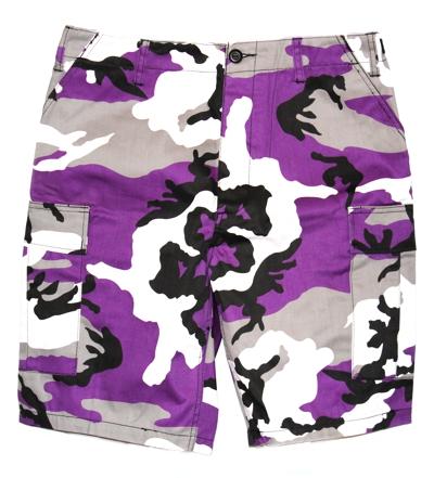 Rothco Ultra Violet Tactical BDU Fatigue Shorts