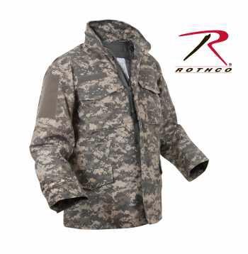 Rothco Digital Camo M65 Field Jacket