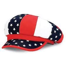 Paige Boy USA Flag Hat