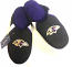 Baltimore Ravens Men's Slippers