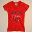 Phillies Ladies V-Neck T-Shirt