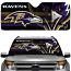 Baltimore Ravens Auto Shade