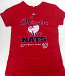 DC Girls Love The Nat's Ladies T-Shirt