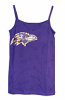 Concept Sports Purple Burnout V-Neck Tank