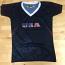 Ladies USA Soccer V-Neck Shirt